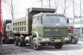 红岩 金刚重卡 290马力 6X4 5.8米自卸车(CQ3254TPG384)