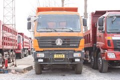 北奔 NG80系列重卡 340马力 8X4 6.4米自卸车(ND3311D29) 卡车图片
