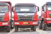 解放 奥威(J5P)重卡 310马力 6X4 栏板载货车(CA1252P21K2T1E)