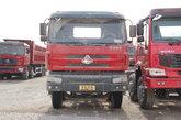 东风柳汽 霸龙507重卡 340马力 8X4 8.2米自卸车(LZ3310QEFT)