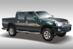 金杯 雷龙 经济型 2014款 长轴 2.2L汽油 双排皮卡 卡车图片