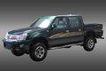 金杯 雷龙 经济型 2014款 短轴 2.2L汽油 双排皮卡