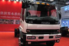 五十铃 FVR重卡 270马力 4X2 栏板载货车(FVR23) 卡车图片