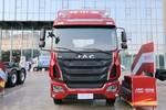 江淮 格尔发K5L中卡 220马力 4X2 6.8米厢式载货车(HFC5181XXYP3K1A53S6V)