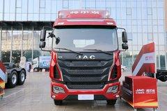 江淮 格尔发K5L中卡 190马力 4X2 6.8米LNG排半栏板载货车底盘(HFC1181P3N1A53V) 卡车图片