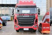 江淮 格尔发K6L中卡 至尊版 180马力 4X2载货车底盘(HFC1181P3K2A50S2S)