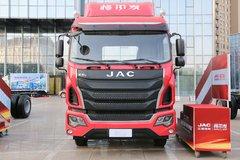 江淮 格尔发K6L中卡 至尊版 180马力 4X2载货车底盘(HFC1181P3K2A50S2S) 卡车图片