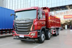 江淮 格尔发K5W重卡 310马力 8X4 6.8米自卸车(HFC3311P1K4H32S3V) 卡车图片