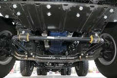 格尔发K5自卸车底盘                                                图片