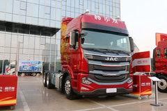 江淮 格尔发新A5W重卡 550马力 6X4牵引车(HFC4251P12K7E39S3S) 卡车图片