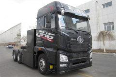 青岛解放 JH6重卡 290马力 6X4纯电动牵引车(CA4250P25T1EVA84)