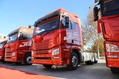 青岛解放 JH6重卡 500马力 6X4牵引车(CA4250P25K2T1E5A) 卡车图片