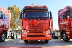 青岛解放 JH6重卡 500马力 6X4牵引车(后桥3.417)(CA4250P25K2T1E5A)图片