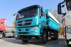 中国重汽 斯太尔D7B重卡 380马力 6X4 5.6米渣土自卸车(ZZ5253ZLJN3841E1N) 卡车图片