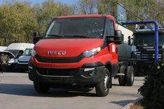 依维柯 Daily中卡 170马力 4X2单排载货车底盘 卡车图片