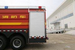 奔驰 新Arocs重卡 580马力 8X4消防车专用底盘(型号4158)
