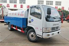 东风 多利卡D6 102马力 4X2 清洗车(程力威牌)(CLW5071GQXE5)