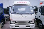 江淮 骏铃V6 156马力 3.905米排半仓栅式轻卡(HFC5043CCYP91K2C2V)