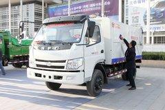 时风 风顺III 4X2 116马力 自装卸式垃圾车(SSF5081ZZZJ64)