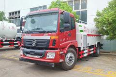 湖北程力 210马力 4X2 清洗车 福田欧曼EXT(CLW5160GQXB5)