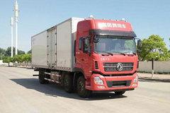 东风商用车 天龙 245马力 6X2 7.7米冷藏车(DFH5250XLCAX2A)