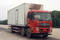 东风商用车 天锦 245马力 6X2 6.5米冷藏车(DFH5250XLCBXV)