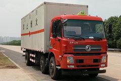 东风商用车 天锦 210马力 6X2 8.6米易燃气体厢式运输车(DFH5250XRQBXV)
