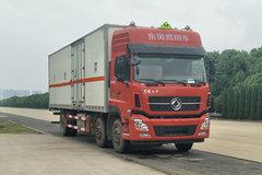 东风商用车 天龙 245马力 6X2 9.6米易燃气体厢式运输车(DFH5250XRYAXV)