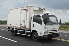 江铃 凯运升级版 宽体 116马力 4米单排冷藏车(JMT5045XLCXG2) 卡车图片