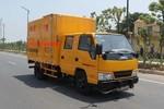 江铃 顺达窄体 116马力 3.3米爆破器材运输车(JMT5040XQYXSGA2)