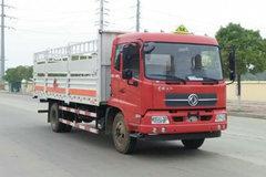 东风商用车 天锦 160马力 4X2 6.2米气瓶运输车(DFH5160TQPBX1JV)