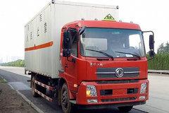 东风商用车 天锦 190马力 4X2 6.6米易燃气体厢式运输车(DFH5180XRQBX1DV)