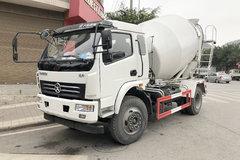 大运 运隆 140马力 4X2 3.57方混凝土搅拌车(DYQ5161GJBD5AB)