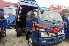 江淮 骏铃G系 V6工程型 129马力 4X2 3.8米自卸车(HFC3040P91K1C7V) 卡车图片
