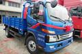 江淮 骏铃G 156马力 4.15米自卸车(5档)(HFC3046P91K2C9V)