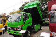 江淮 骏铃G 129马力 4X2 3.8米自卸车(HFC3040P91K1C7V)