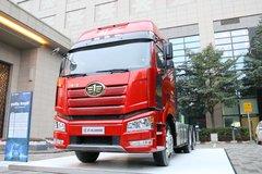 一汽解放 新J6P重卡 领航标载版 四季款 460马力 6X4牵引车(CA4250P66K24T1A1E5) 卡车图片