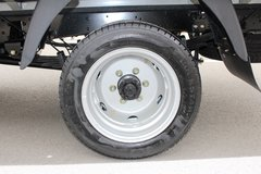 飞碟缔途 GX 1.5L 108马力 2.7米双排栏板微卡(FD1030R66K5-1) 卡车图片