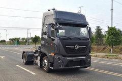 东风商用车 新天龙重卡 450马力 4X2牵引车 卡车图片