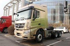 北奔 V3ET重卡 高效版 500马力 6X4牵引车(ND4250BD5J7Z08) 卡车图片