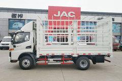 江淮 骏铃V6 156马力 4.18米单排仓栅式轻卡(HFC5043CCYP91K2C2V) 卡车图片
