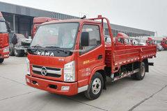 凯马 福运来 110马力 4.2米单排栏板轻卡(KMC1042A33D5) 卡车图片