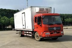 东风 天锦 160马力 4X2 7.8米冷藏车(DFH5160XLCBX2JV)