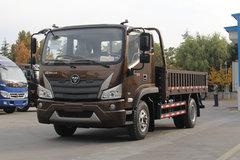 福田 瑞沃ES3 160马力 4X2 3.8米排半栏板轻卡(BJ1043V9JEA-AH) 卡车图片