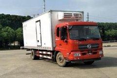 东风商用车 天锦 210马力 4X2 7.8米冷藏车(DFH5180XLCBX2DV)