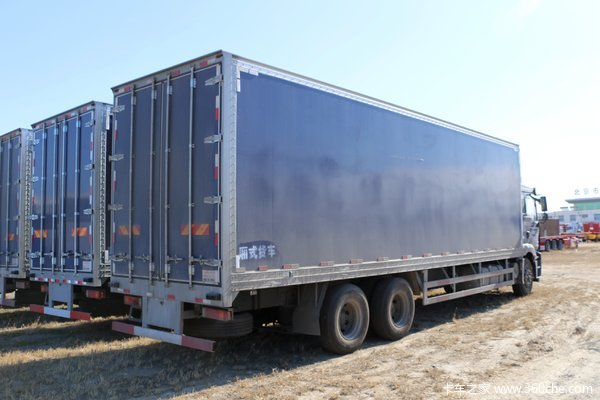 仅售31.14万德龙新M3000载货车优惠促销