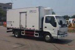 庆铃 五十铃100P 130马力 4X2 冷藏车(中集牌)(ZJV5043XLCSD5)