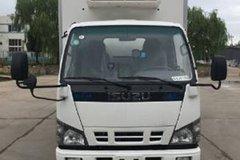 庆铃 五十铃100P 130马力 4X2 冷藏车(中集牌)(ZJV5070XLCSD5)