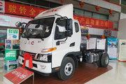江淮 骏铃V6 重载版 141马力 4.18米单排仓栅式轻卡底盘(HFC2043CCYP91K1C2V-S)