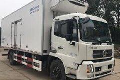 东风商用车 天锦 180马力 4X2 6.5米冷藏车(中集牌)(ZJV5180XLCSD5)